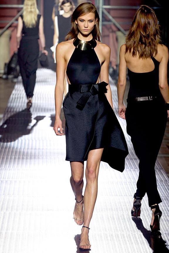 Paris, catwalk, runway show, spring summer 2013, Lanvin, Alber Elbaz