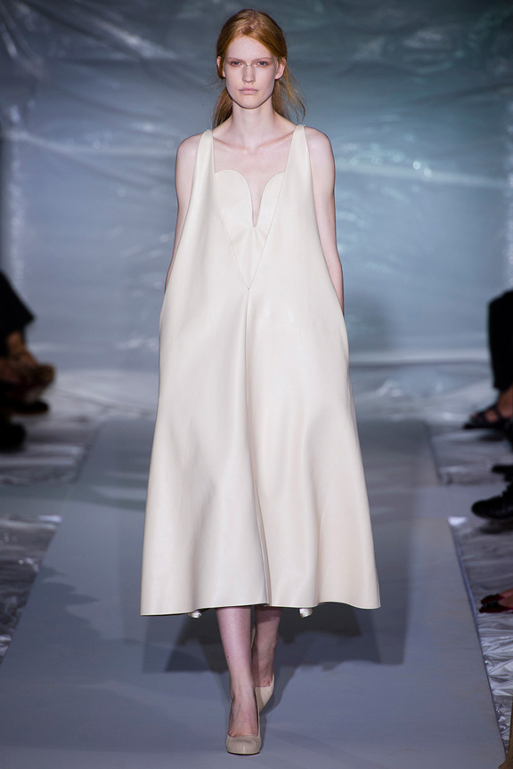 Paris, catwalk, runway show, review, critic, spring summer 2013, maison martin margiela