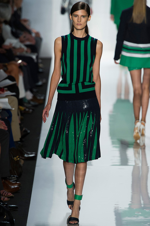 New York, catwalk, runway show, spring summer 2013, Michael Kors