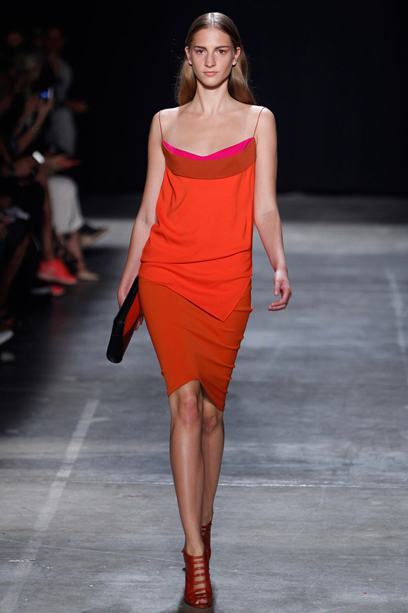 New York, catwalk, runway show, spring summer 2013, Narciso Rodriguez