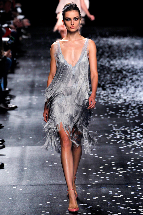 Paris, catwalk, runway show, spring summer 2013, Nina Ricci