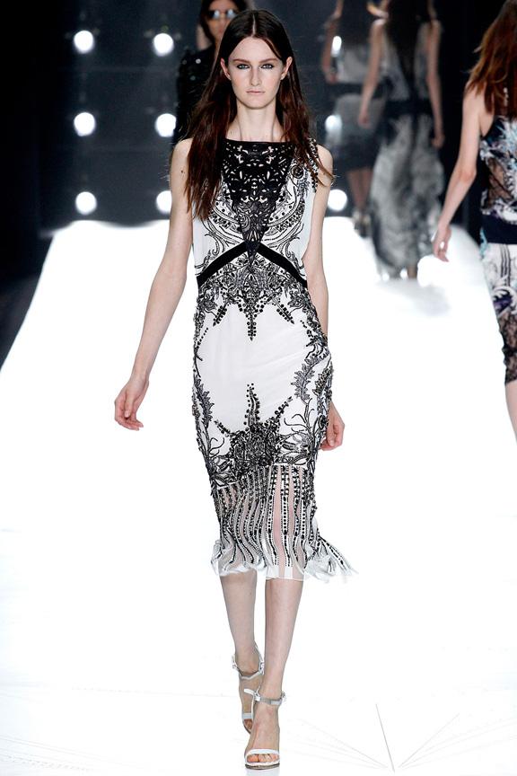 Milan, catwalk, runway show, spring summer 2013, Roberto Cavalli