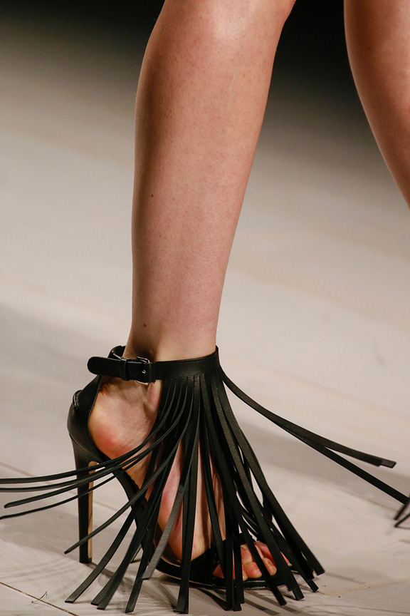 London, catwalk, runway show, spring summer 2013, shoes, marios schwab