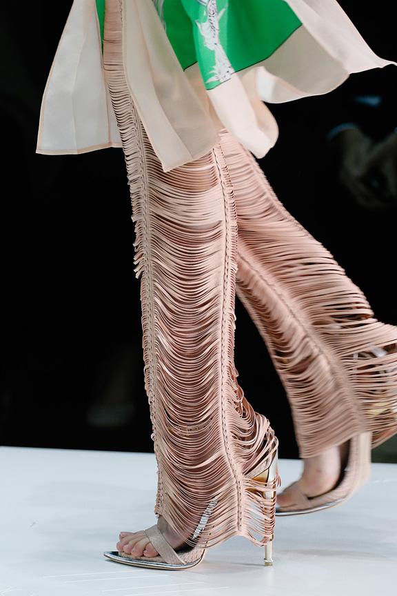 Milan, catwalk, runway show, spring summer 2013, shoes, roberto cavalli
