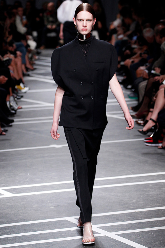 Paris, catwalk, runway show, review, critic, spring summer 2013, Givenchy