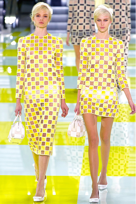 Paris, catwalk, runway show, review, critic, spring summer 2013, marc jacobs, louis vuitton