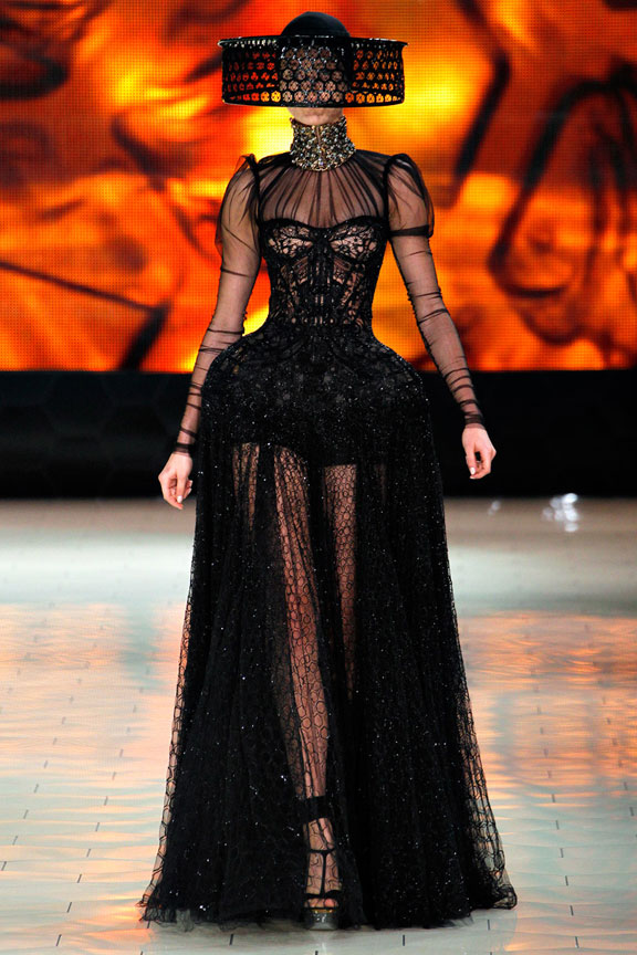 Alexander Mcqueen Spring Summer 2013 Searching For Style