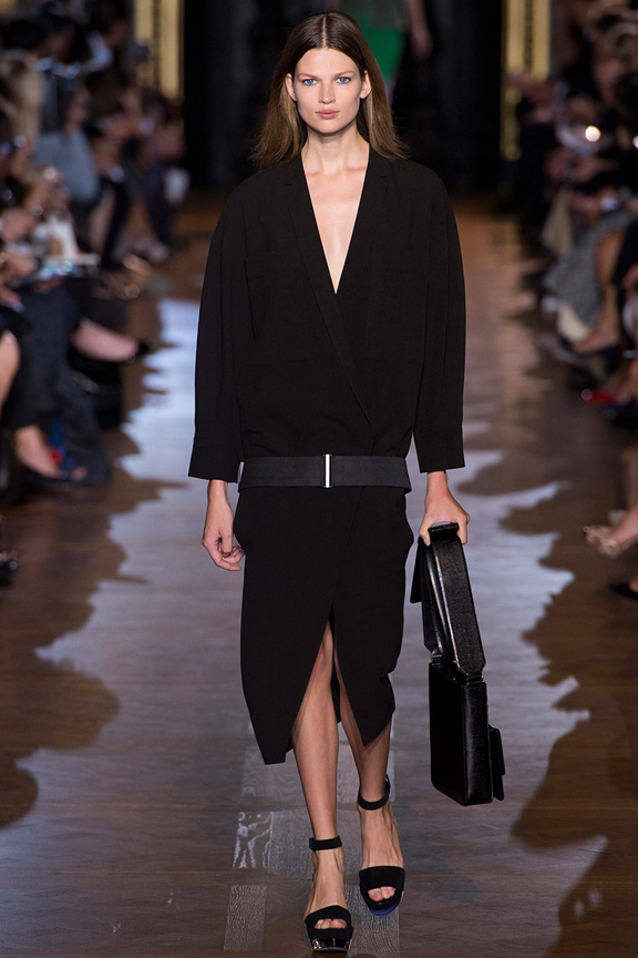 Paris, catwalk, runway show, review, critic, spring summer 2013, stella mccartney