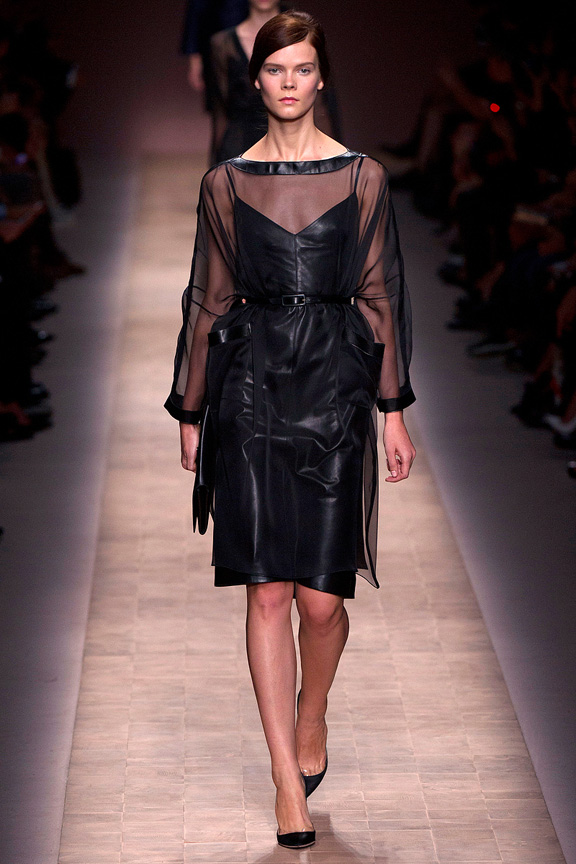 Paris, catwalk, runway show, review, critic, spring summer 2013, Valentino