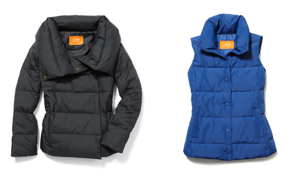 joe fresh, love, down, outerwear, canadian fashion