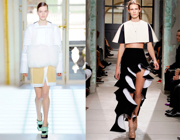 balenciaga, alexander wang, couture, fashion lists