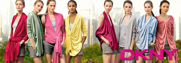 designer knitwear, DKNY, cozy, fashion classics, fashion stories