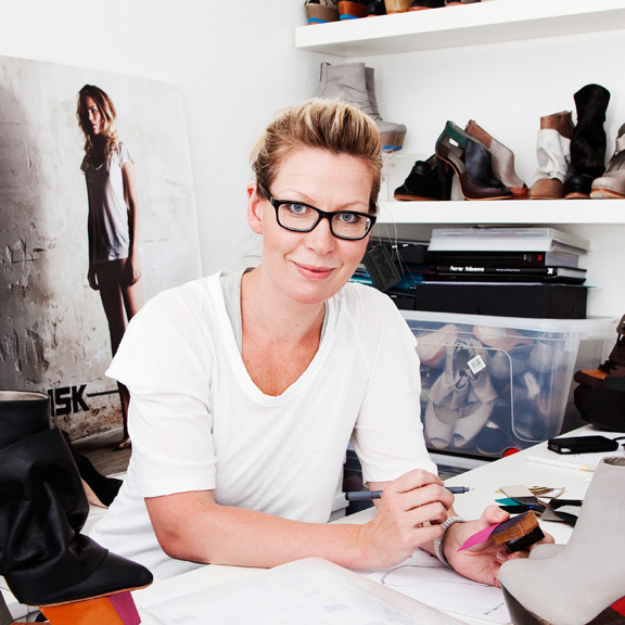finsk, designer interview, julia lundsten, fashion chat, shoes