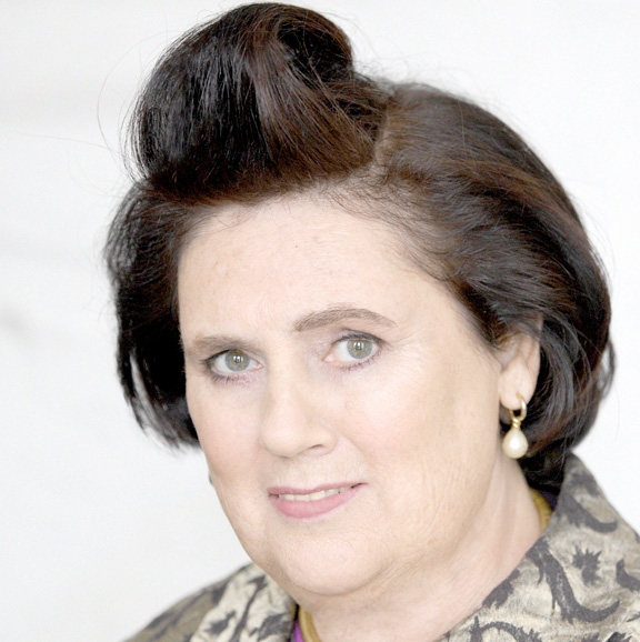 Suzy Menkes, fashion quote, The September Issue, anna wintour, fashion is important, intellectualism,