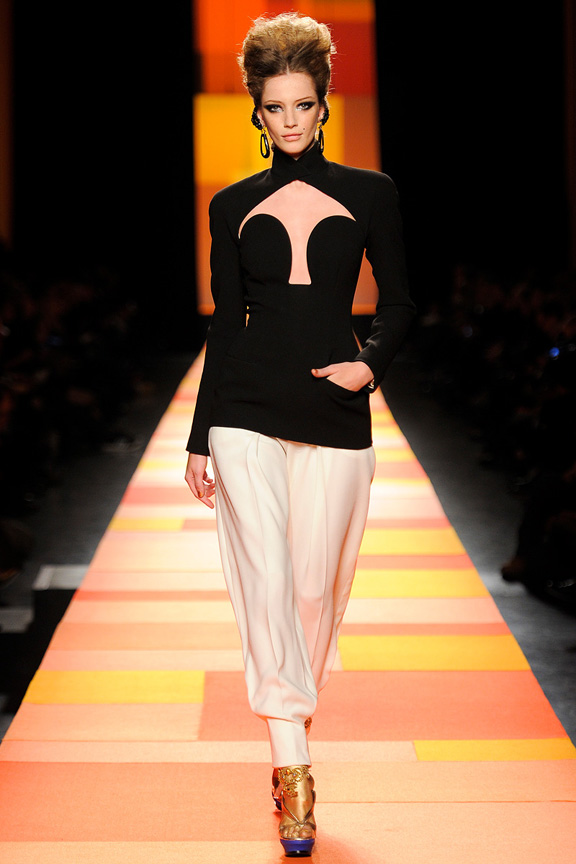 Paris, catwalk, runway show, review, critic, haute couture, spring summer 2013, jean paul gaultier