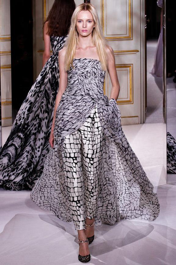 Paris, catwalk, runway show, review, critic, haute couture, spring summer 2013, giambattista valli