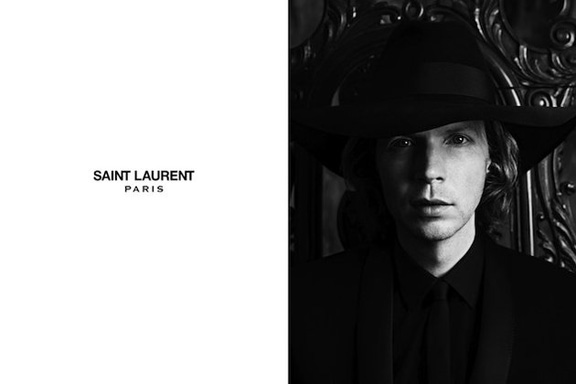 YSL, Beck, advertising campaigns