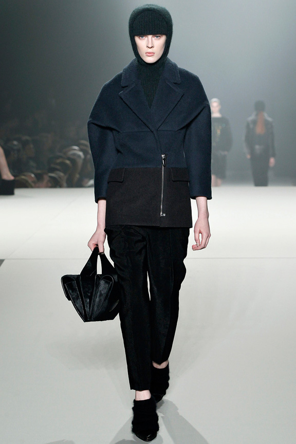 New York, catwalk, runway show, review, critic, fall winter 2013, alexander wang