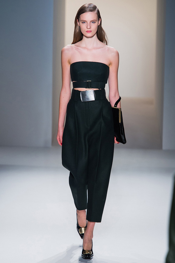 New York, catwalk, runway show, review, critic, fall winter 2013, calvin klein, francisco costa