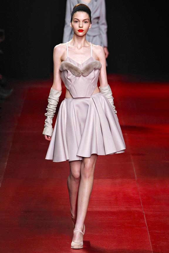 Paris, catwalk, runway show, review, critic, fall winter 2013, nina ricci