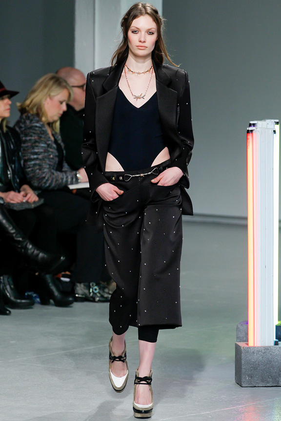 New York, catwalk, runway show, review, critic, fall winter 2013, rodarte