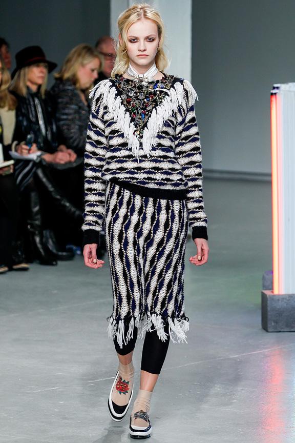 New York, catwalk, runway show, review, critic, fall winter 2013, rodarte