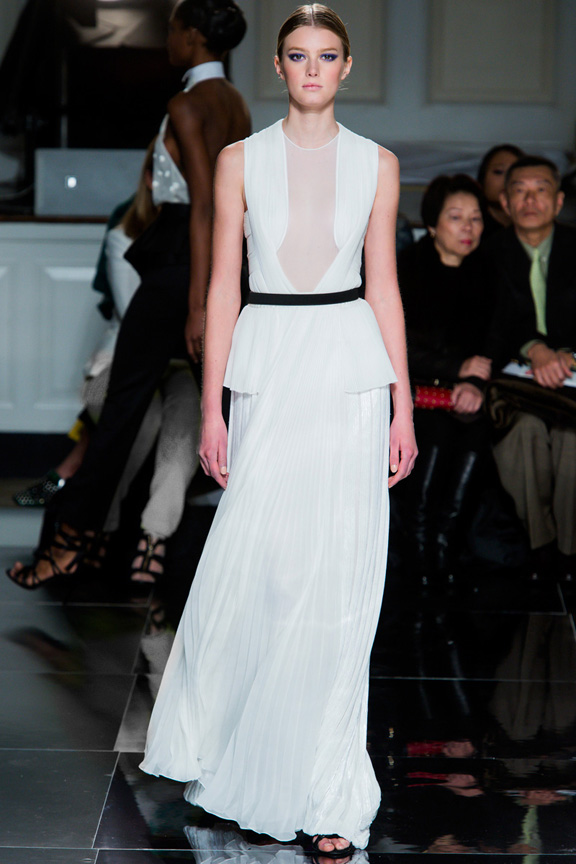 New York, catwalk, runway show, review, critic, fall winter 2013, jason wu