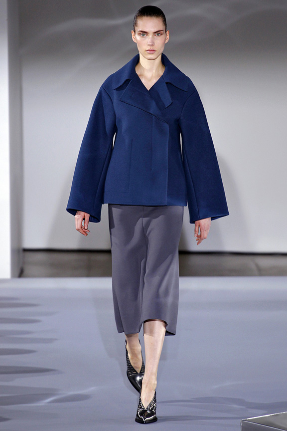 Milan, catwalk, runway show, review, critic, fall winter 2013, jil sander