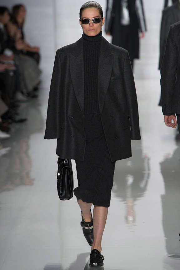 New York, catwalk, runway show, review, critic, fall winter 2013, michael kors