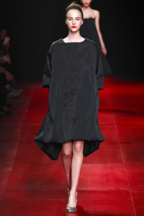 Paris, catwalk, runway show, review, critic, fall winter 2013, nina ricci
