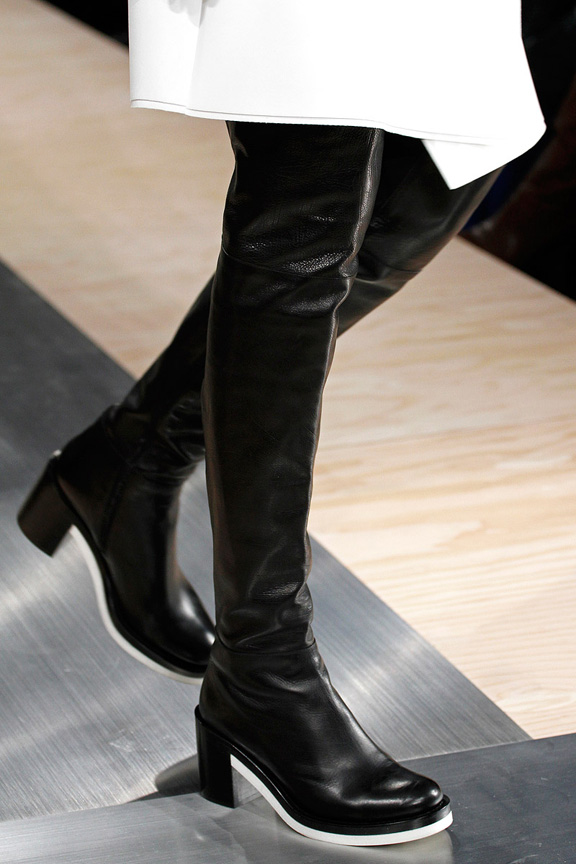 New York, catwalk, runway show, review, critic, fall winter 2013, reed krakoff