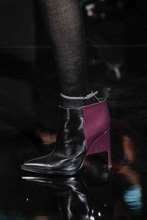 Paris, catwalk, runway show, review, critic, fall winter 2013, shoes, john galliano