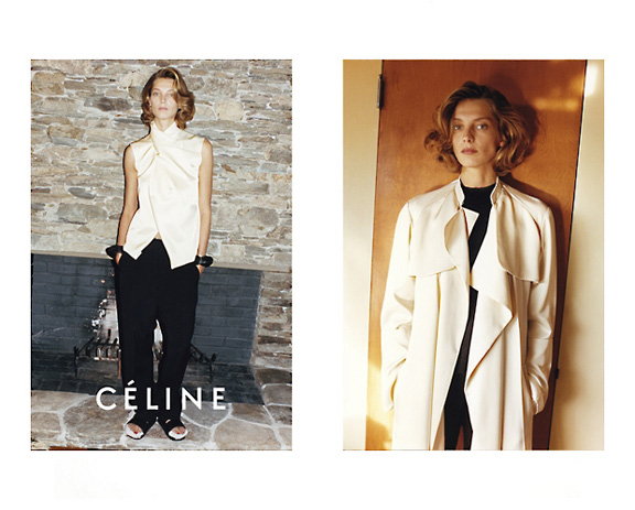 fashion magazines, fashion photography, ad campaign, advertising, celine