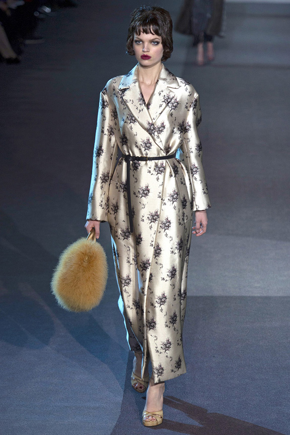 Paris, catwalk, runway show, review, critic, fall winter 2013, louis vuitton, marc jacobs