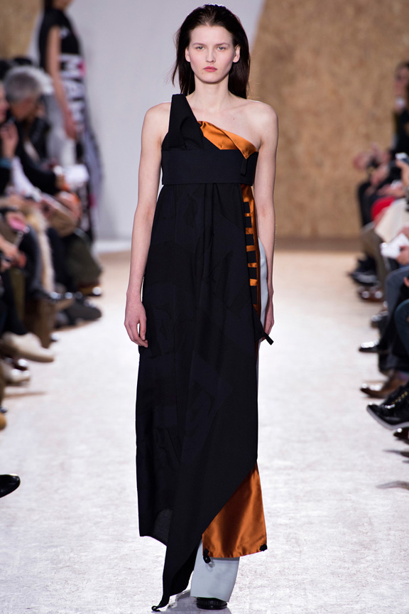 Paris, catwalk, runway show, review, critic, fall winter 2013, maison martin margiela