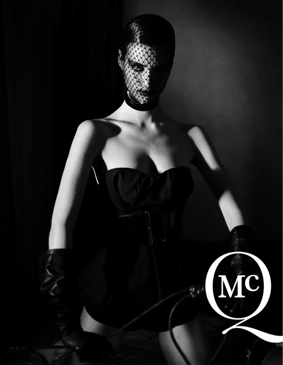 fashion magazines, fashion photography, ad campaign, advertising, mcQ