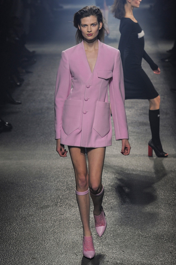 Paris, catwalk, runway show, review, critic, fall winter 2013, sonia rykiel