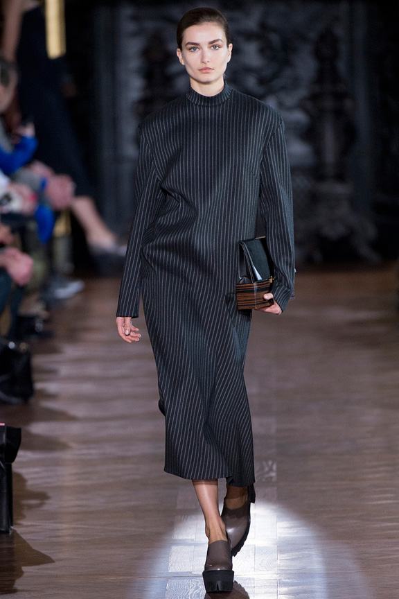 Paris, catwalk, runway show, review, critic, fall winter 2013, stella mccartney