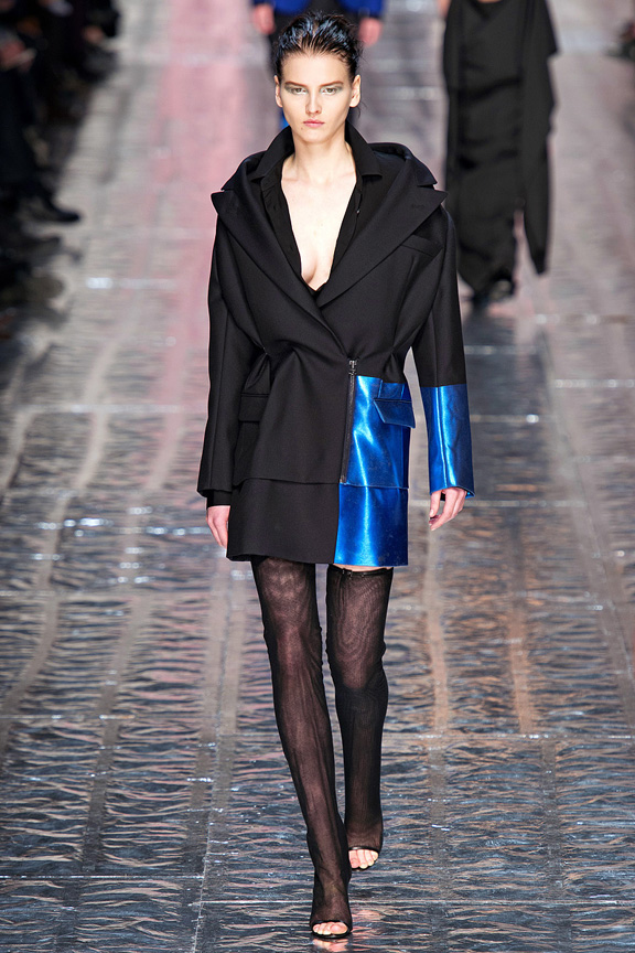 Paris, catwalk, runway show, review, critic, fall winter 2013, acne