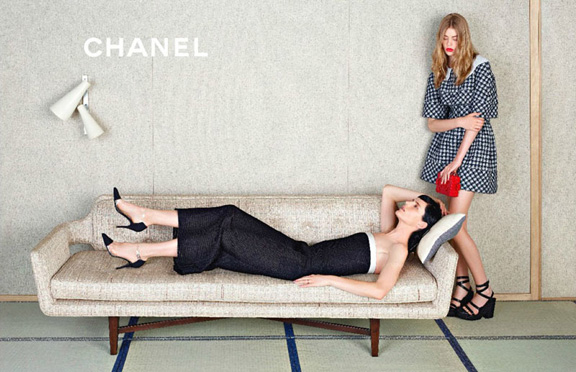 fashion magazines, fashion photography, ad campaign, advertising, karl lagerfeld, chanel