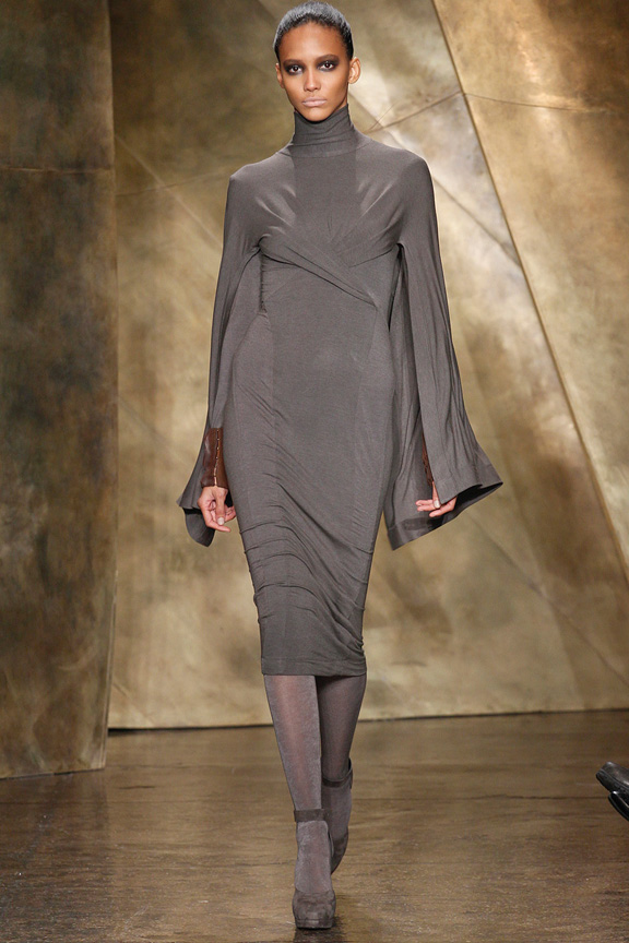 fall winter 2013, runway reviews, catwalk shows, fashion, donna karan