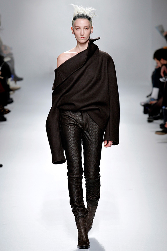 Paris, catwalk, runway show, review, critic, fall winter 2013, haider ackermann