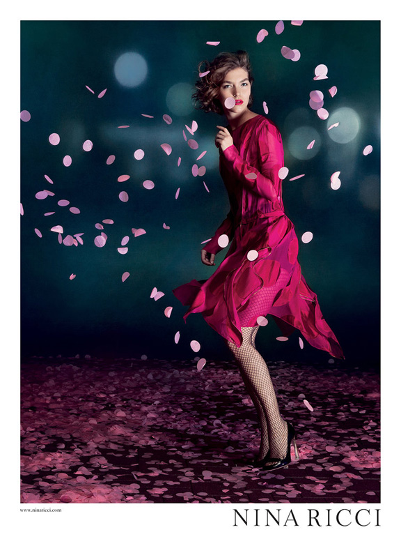 fashion magazines, fashion photography, ad campaign, advertising, nina ricci