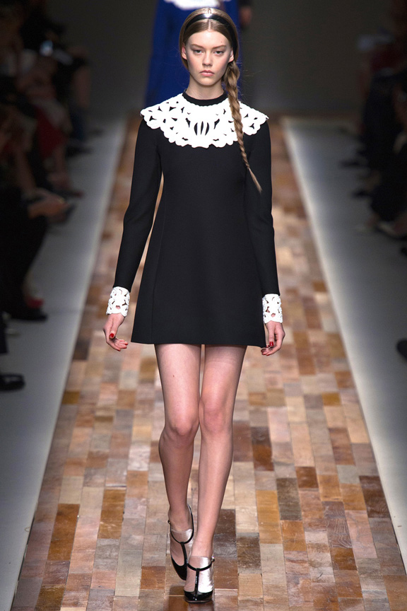 fall winter 2013, runway reviews, catwalk shows, fashion, valentino