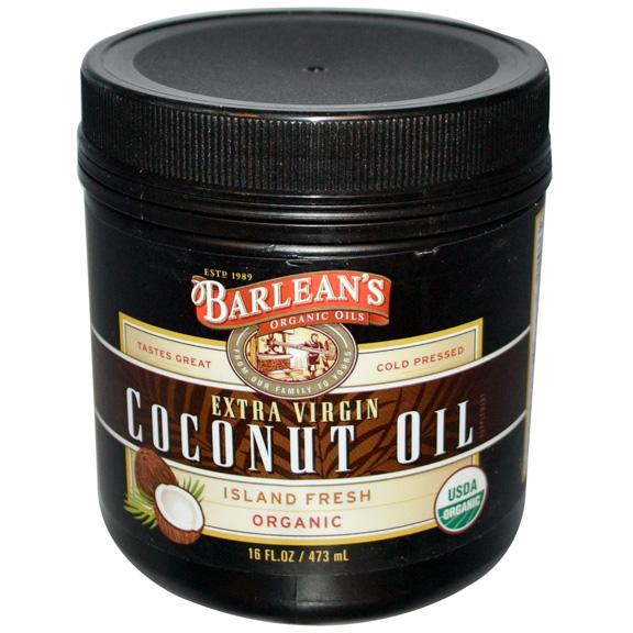 coconut oil, beauty brief, organic, body cream