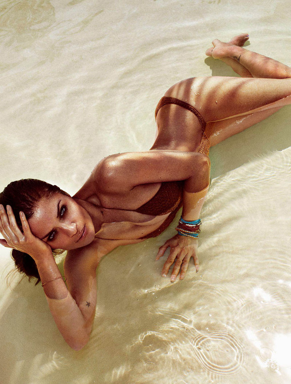 helena christensen, pretty pictures