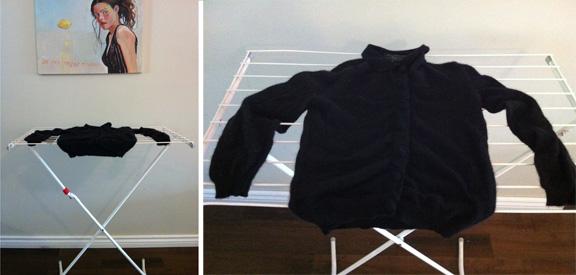 cashmere, knitwear, laundry, handwashing, closet maintenance