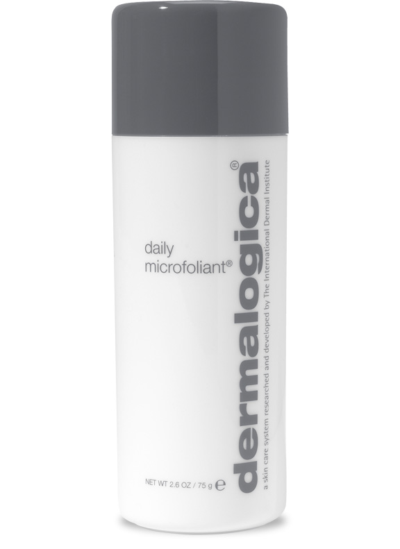 dermalogica, exfoliation, skin care, beauty brief