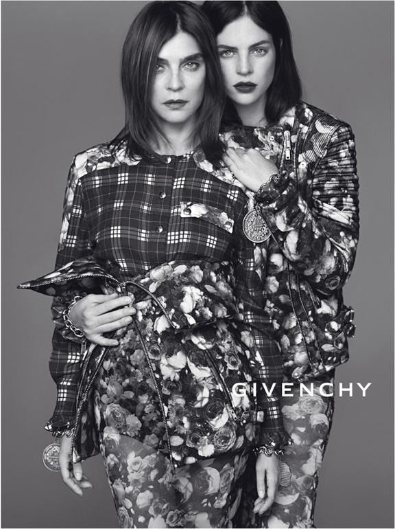 carine roitfeld, fashion magazine, stylist, fashion photography, ad campaign, givenchy