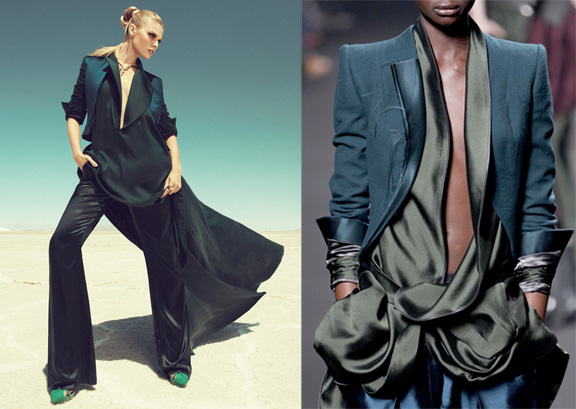 Haider Ackermann, H&M, colelctoin, designer collaboration